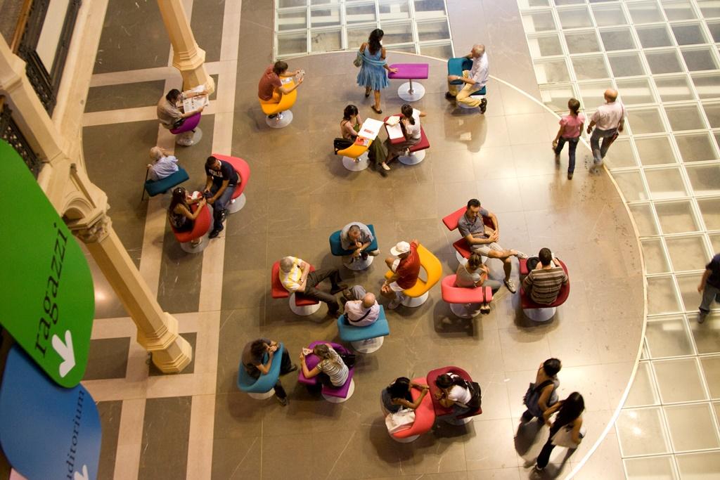 Gestione centri culturali