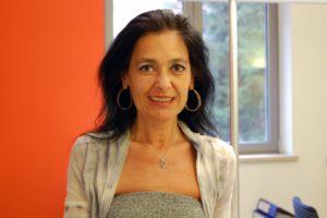 Cristina Marzano, collaboratrice  contabilità di Coopservizi