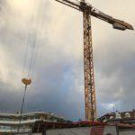 Visita al cantiere della cooperativa edilizia Melissa a Bressanone