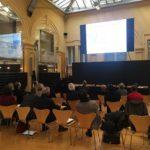 Workshop im Palais Widmann