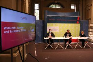 Corona-Hilfe: Kleinunternehmen sollen sich digitale Identität zulegen