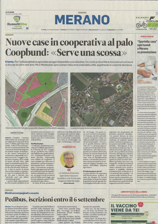 Alto Adige 03 09 2021