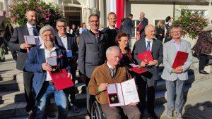 Croci al Merito del Tirolo: insignito anche Rudi Dalvai, presidente della cooperativa Weltladen Bozen
